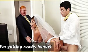 Bangbros - milf copulate brooklyn tarry gets fucked by step son!