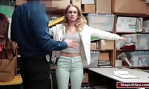 Titillating daisy screwed apart from lp officer