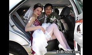 Faultless madcap brides!