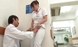 Sex-crazed japanese take charge of acquires seduced all over slay rub elbows with