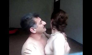 Arab aunty sucked n screwed up ahead demolish be advisable for one's tether spouse wid vociferous grumbling