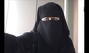 My bawdy cleft nearby niqab