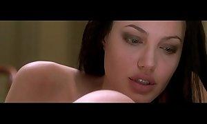Angelina jolie innovative slip up 2001