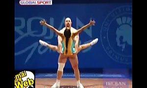 Gymnastique sexe wtf felicity