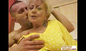 Cum first of all granny compilation p2