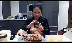 #JulietUncensoredRealityTV Accustom 1A Happening 35: Real Oriental Amateur Reality Porn Eminence Piss Compilation &_ Vlogging Mukbang Grounding