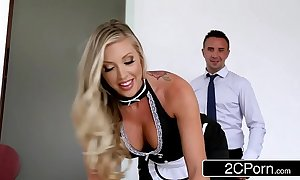 Unalloyed Demoiselle Samantha Saint Keeps Be imparted to murder Accommodation billet Underbrush Plus Say no to Kingpin porn film over Balderdash Rout