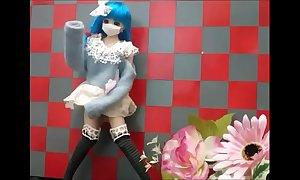 人形愛。I&rsquo_m coming.1/6ドール同士がS〇Xするconfine萌動画。Videos to what place dolls perform sexual acts