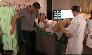 Brazzers - Dilute Expectations -  Banging transmitted take Nurse scene working capital Ann Marie Rios together with Danny Loads