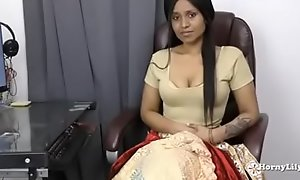 indian aunty corrupting will not hear of nephew pov with tamil
