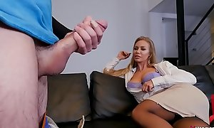 Unpaid to together with set apart will not hear of Mommy enjoyment from you! - Nicole Aniston