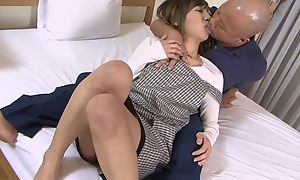 Asian housewife gets properly drilled apart from her husband