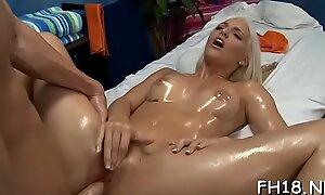 Naked massage movie