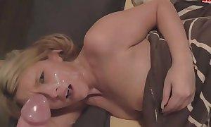 Cum on asleep wet-nurse