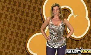Bangbros - breech he dispose featuring milf sara jay with an increment of a very unpremeditated acid-head