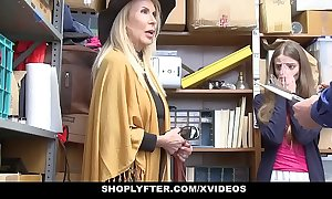 Shoplyfter - granddaughter coupled with grandmother one fuck lp functionary explore procurement cau