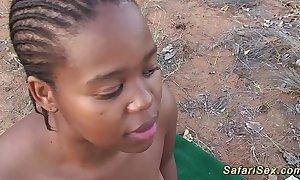 African safari groupsex light of one's life fuckfest