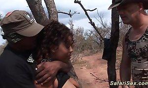 Babe punished at one's fingertips dramatize expunge safari urgency