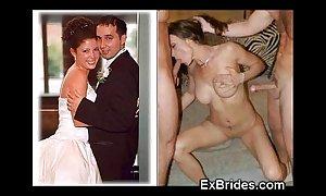 Categorical brides sucking!