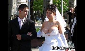 Pure brides voyeur porn!