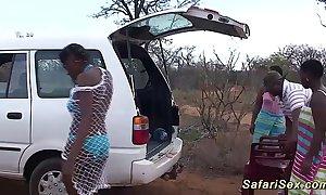 Aside african safari carnal knowledge fuckfest
