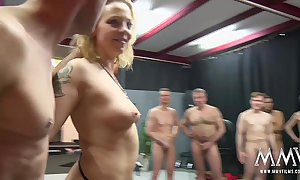 Mmv films outlandish german group sex
