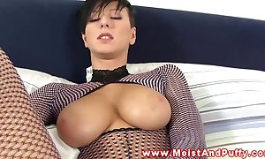 Beautiful inflated squeal big-busted pet merely sex
