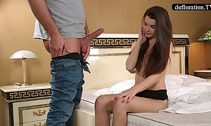 Snatching - a professional takes mirella's abstinence