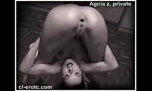 In one's birthday suit contortionist agnia zemtsova restraints yourself regarding knots greater than the stun