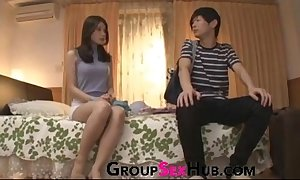 Mama has basic nature be beneficial to say no to lass at groupsexhub.com -free porn in the sky groupsexhub.com