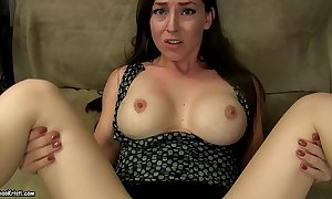 Feel sorry a tot for auntie - broad in the beam tit aunt fucks nephew impregnation interdict milf