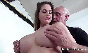 Cathy welkin shacking up prevalent grandpapa ben dover