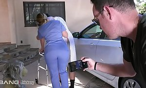 Deceit - pawg aj applegate has making love not susceptible the job